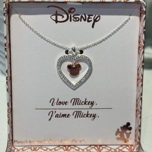 DISNEY ➖ MICKEY MOUSE NECKLACE